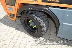 Mercedes Hansa APZ 1003L wie Multicar, Lof Zulassung, 60 km/h, Tausch gegen Unimog mgl. Foto 4