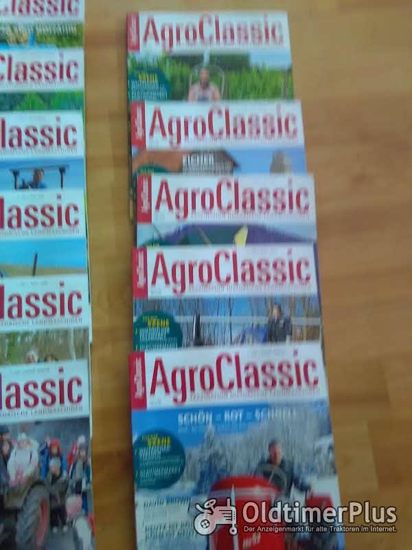 Agro Classic Zeitschriften Foto 1