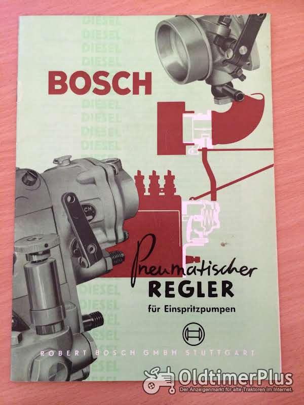 Bosch Pneumatischer Regler für Einspritzpumpen Foto 1
