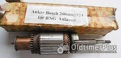 Bosch Anlasser, Lichtmaschinen, Generatoren, Magnetschalter, Regler, Lukas, Ersatzteile, Foto 5