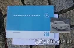 Betriebsanleitung Mercedes W111 220 SE 1963 Foto 5