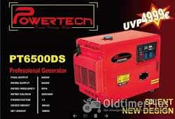 Sonstige Diesel Generator - W-8500D-bis zu 5,2 KW Neuware OVP