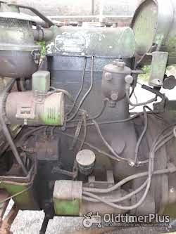 Eigenbau Traktor mit MWM KD 15Z Motor Foto 5