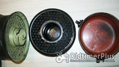 Holder E8 A8 MANN Luftfilter für Sachs 400 Foto 3