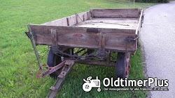 -- Traktor Anhänger Foto 4