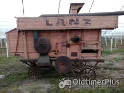 LANZ N 56 dreschmaschine