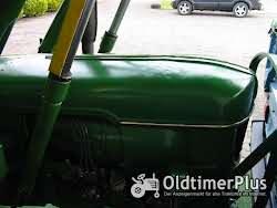 Deutz D 4005 mit Frontlader sehr guter Zustand Foto 2