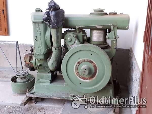 Landini Superlandini  original stationary engine Foto 1