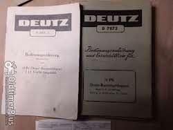 Deutz F1L 514 50 Foto 5