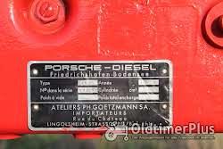 Porsche Diesel Junior L Foto 3