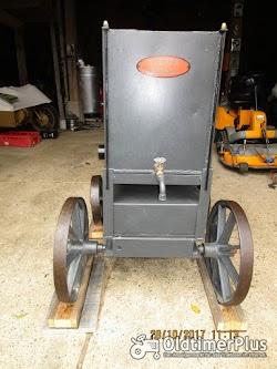 Standmotor,Staionärmotor Foto 6