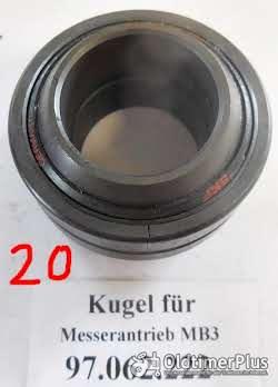 Mengele Maishäcksler, Ersatzteile, MB2, MB3, MB280, MB350, usw. Foto 10