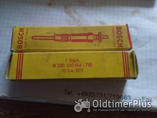 Bosch Glühkerze 0250 200 014 - 710; GSA 10/1 Foto 1