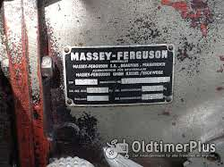 Massey Ferguson MF 135 Schmalspurschlepper ,Plantagenschlepper Foto 8