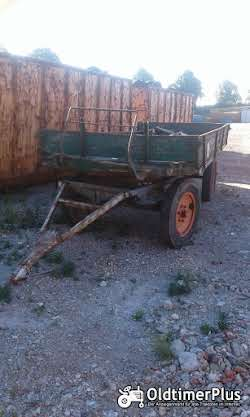 Gummiwagen,Ladewagen,Traktoranhänger Foto 3