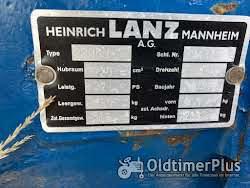LANZ 2806 U, seltener originaler Umbaubulldog foto 7