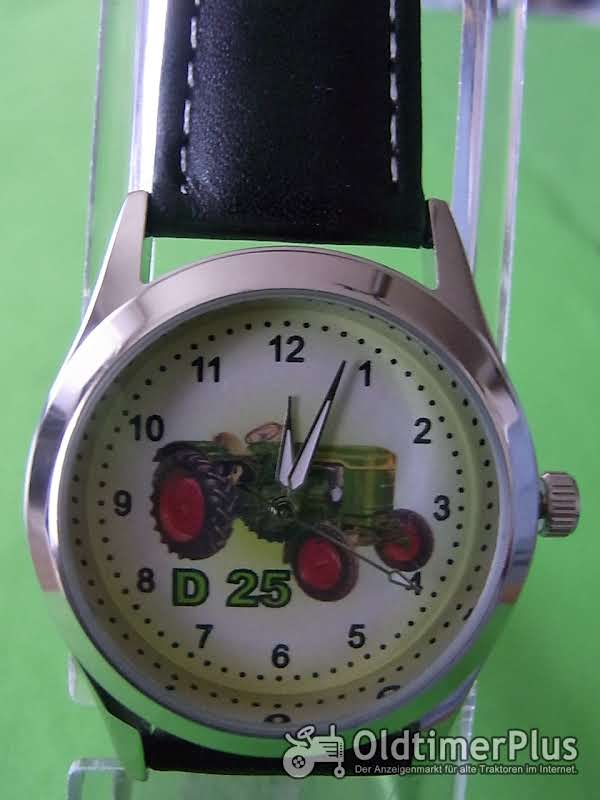 Deutz D 25 Armbanduhr Foto 1