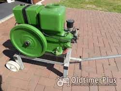 Deutz Standmotor MA 711 (Benziner) Bj. 1936 Foto 2