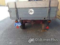 Notnagel Anhänger 3,2 Tonnen Foto 2