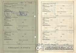 MAN 4S2 Allrad aus 1Hd. von 1958 - 50 PS ! foto 2