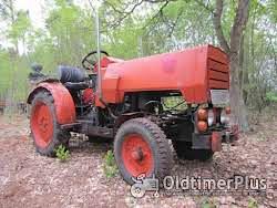 IFA UT 082 DDR Universal-Traktor Kleintraktor