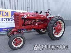 IHC MC Cormick Deering Farmall Super BMD Diesel