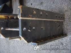 Deutz-Fahr Anhängebock (Rasterschienen) Foto 6