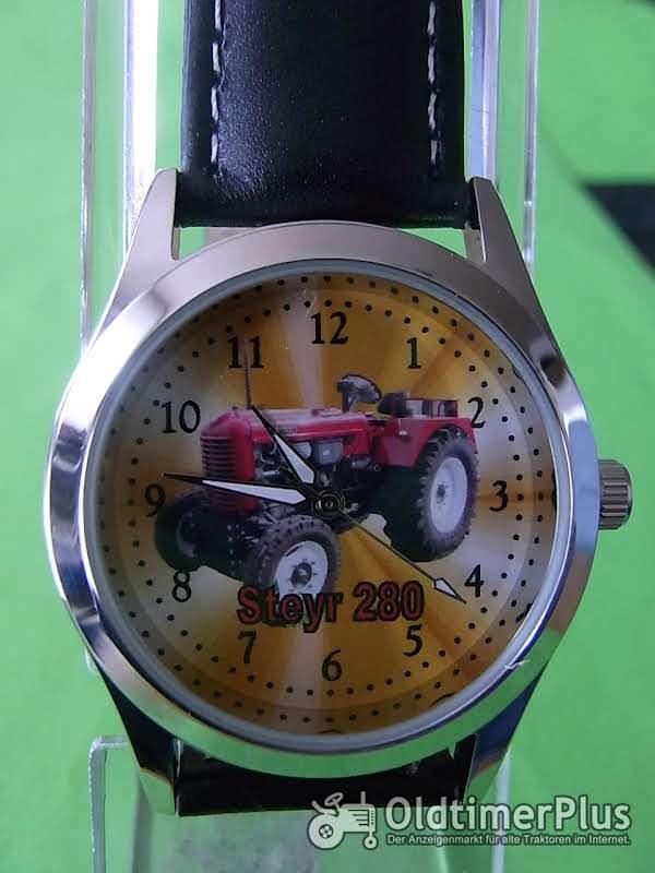 Steyr 280 Armbanduhr Foto 1