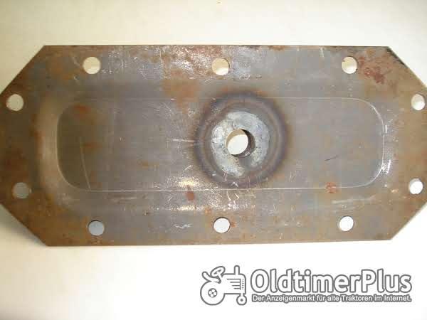 LANZ Zylinder Bodenblech Foto 1