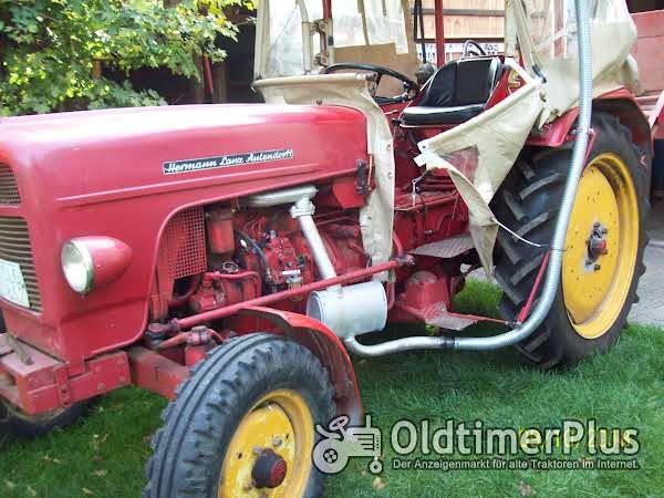 Sonstige Traktor mit Frontlader Foto 1