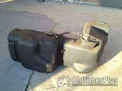 Deutz-Fahr Tank Dieseltank Foto 2