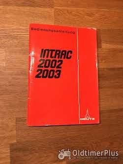 Deutz Intrac 2003 A Foto 10