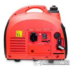 Stromerzeuger Stromgenerator Generator max 2000Watt OVP Foto 2