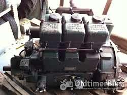 Lister SR 3 Dieselmotor, luftgekühlt, Schiffsdiesel