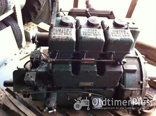 Lister SR 3 Dieselmotor, luftgekühlt, Schiffsdiesel Foto 1