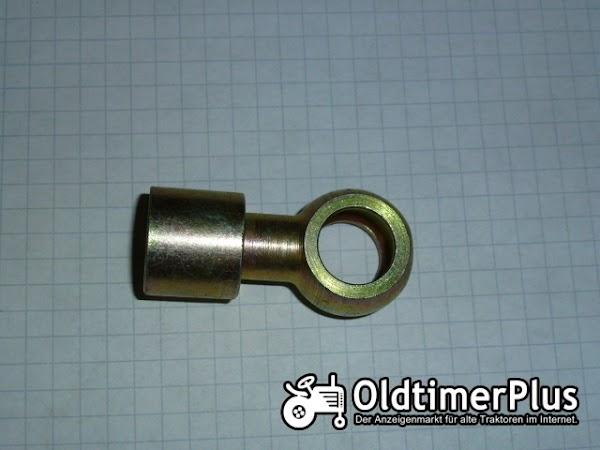 Deutz Ringstück Kraftstoffbehälter Foto 1