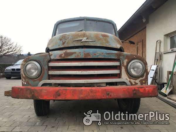 Opel Blitz 1,75ton Weichblitz Foto 1