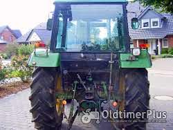 John Deere 1640 Frontlader+Niedrigkabine+Frontzapfwelle foto 3