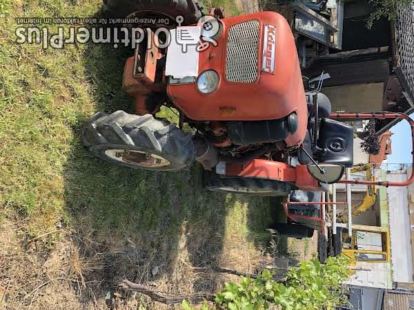 Sonstige Schmalspur Traktor Krieger Foto 1
