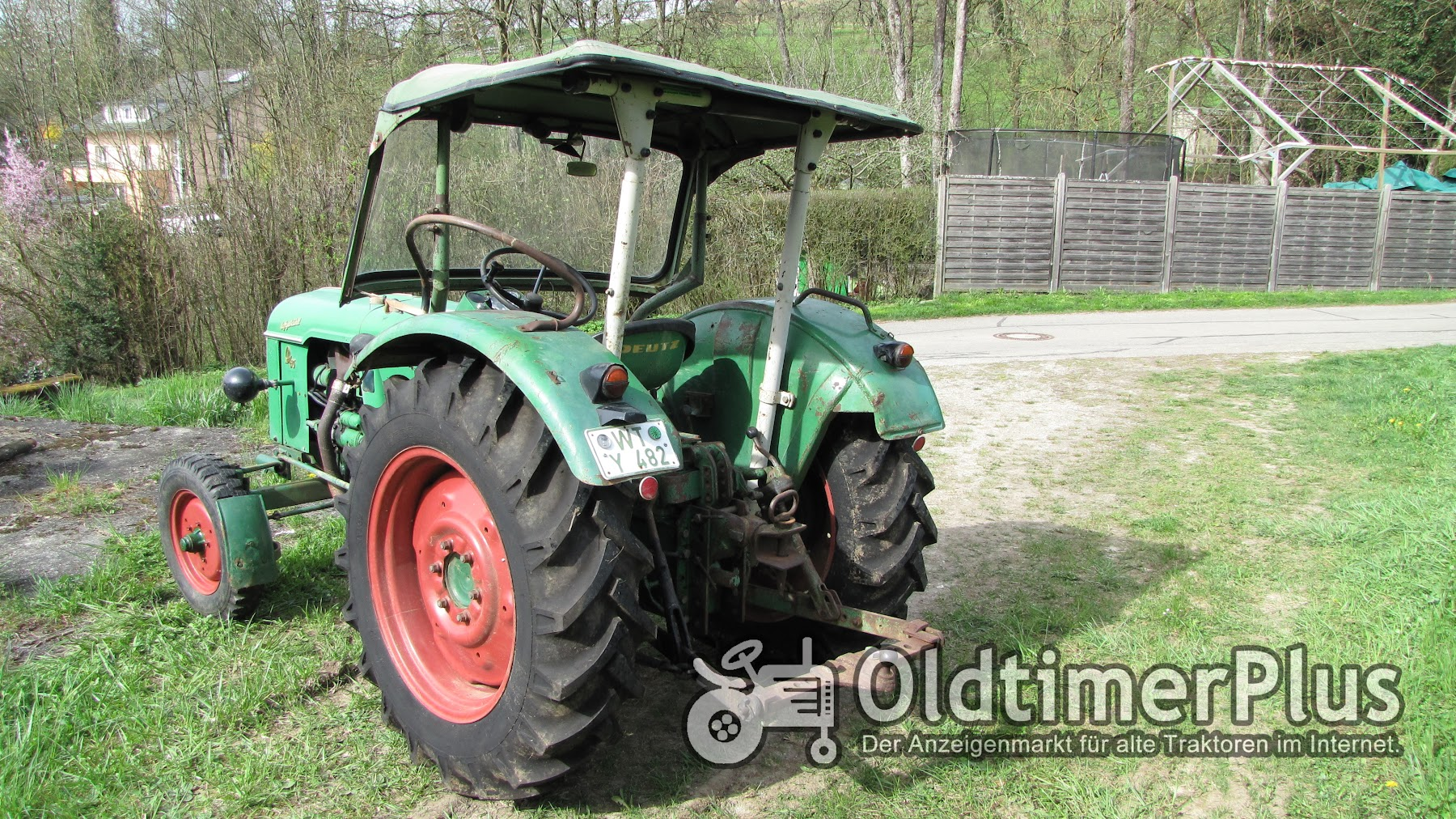 Deutz D40.2 Dreizylinder photo 6
