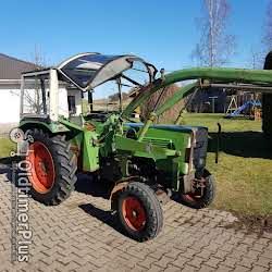 Fendt Farmer 102 S Turbomatik