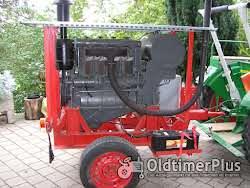 Deutz Motor A4 L514 passend für Schlepper F4 L514 ! Foto 6