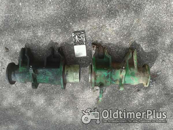 Deutz d4005 Achstrichter mit angegossene Augen Foto 1