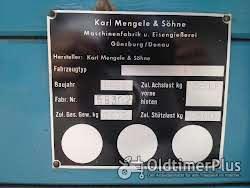 MENGELE Mengele Ladewagen LW 31 S Foto 6