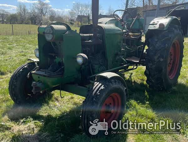 Deutz Traktor Foto 1