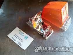 MERCEDES BENZ MB TRAC und UNIMOG Blink Positionsleuchte Foto 2