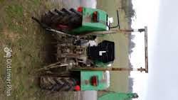 Deutz D3006 guter Originalzustand mit Mähwerk Heckhydraulik Foto 3