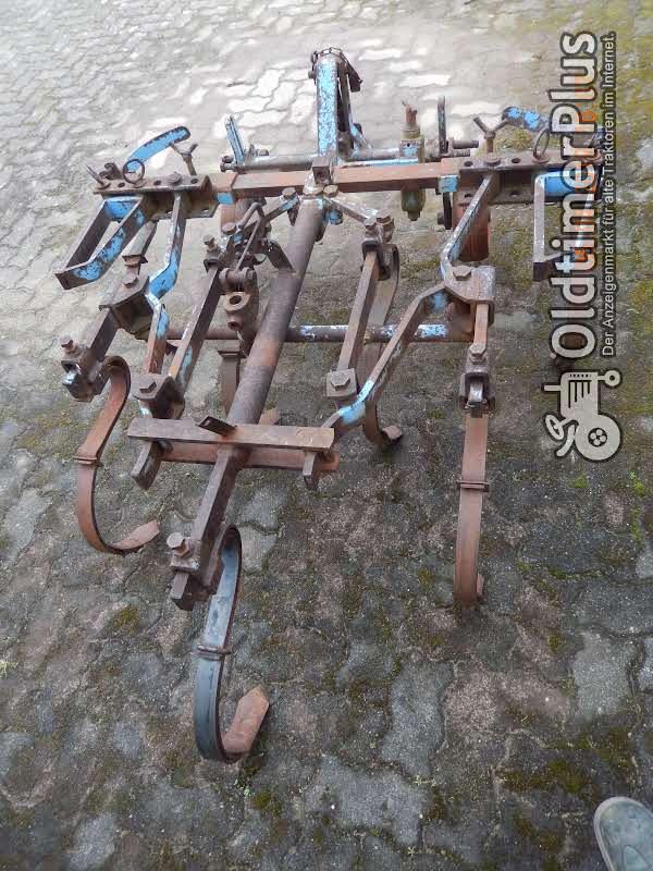 Röll Weinbergsgrubber Foto 1