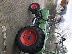 Fendt Farmer 104S Turbomatik Frontlader Foto 3