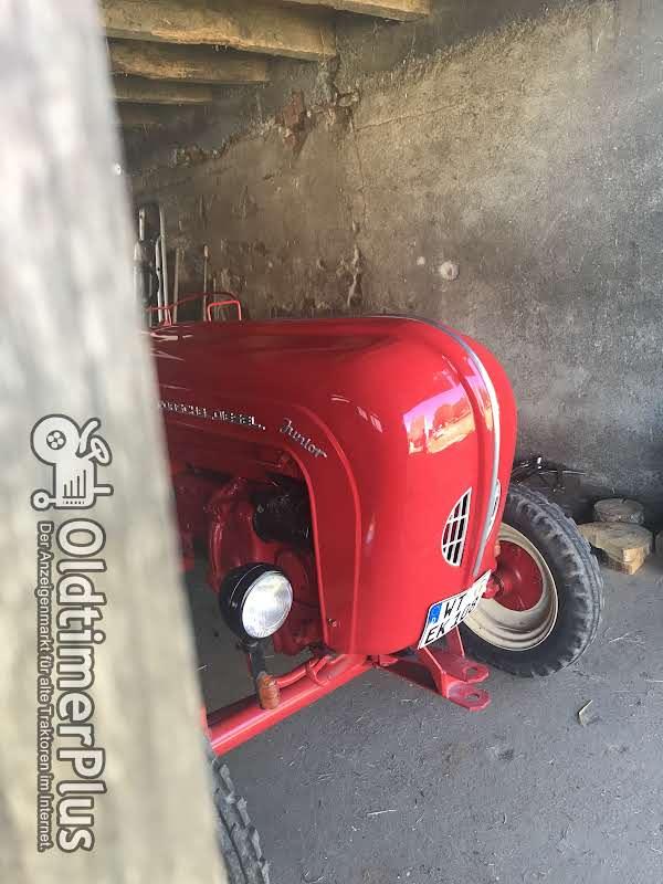 Porsche Junior 108K Foto 1